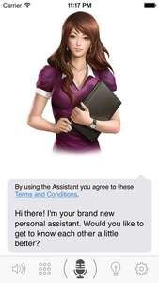 iPhone (gilt dann auch für Android): Speaktoit Assistant Premium für 5,99 $ statt 20,00 $
