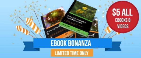 [Packt Publishing] eBooks und Videos für 3.65 Euro