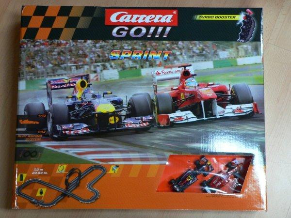 "Carrera™ - Autorennbahn ""Go!!! Sprint (62292)"" ab €38,31 [@Digitalo.de]"