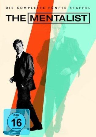 The Mentalist - Die komplette fünfte Staffel (5 DVDs) - 24,97 Euro