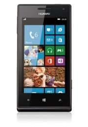 Huawei Ascend W 1 black, B-Ware, Windows Phone 8