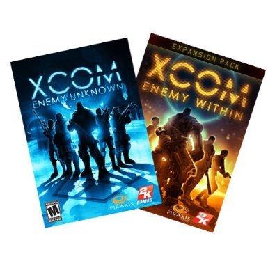 XCOM Enemy Unknown + XCOM Enemy Within Pack (Steam) 14,66€ @Amazon.com
