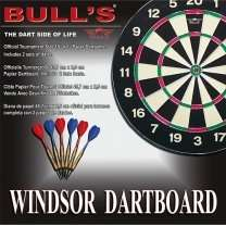 dart Bulls Steeldart Dartboard 45cm bei digitalo für 11,75 € @ Digitalo