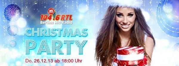(Berlin) The Pearl - *Christmas Party* Kostenloser Eintritt + Getränk