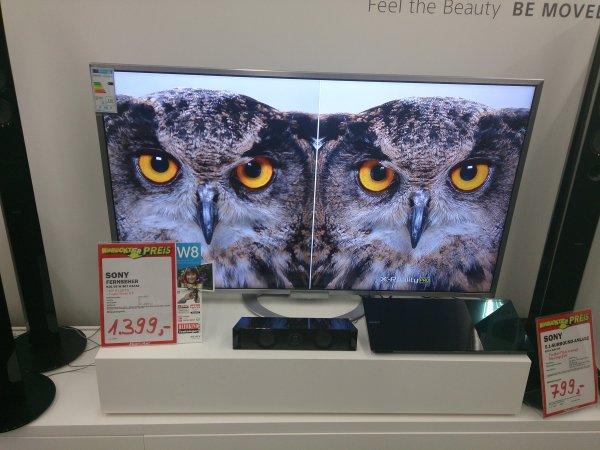 Sony 55 W 805 für 1399€