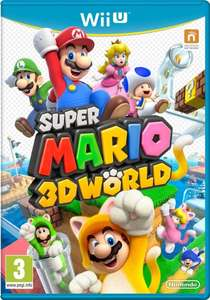 Super Mario 3D World (Wii U) für 39,35 €