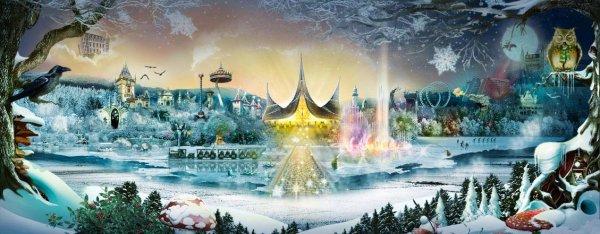 Efteling (Freizeitpark in NL) Tickets für 27,50 € anstatt 34 € @ tickets-aufschalke.de