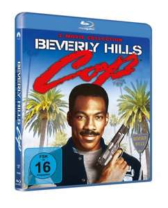 [Amazon.de] Beverly Hills Cop 1-3 - Box [Blu-ray] für 18,97 € (Prime oder Hermes)