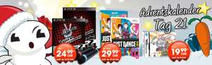 Gamestop online / offline Tag 21 - 23 im Überblick u.a. PS3 12 GB Konsole + Wonderbook Dinosaurier; Pokémon Weisse Edition 2, Just Dance 2014, The Voice of Germany 2, Need for Speed Rivals, Fifa Street 4, Sim City 5