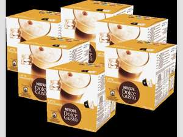 DOLCE GUSTO Latte Macchiato, 6 Packungen @ Saturn-Online