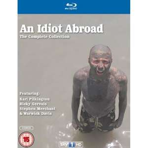 An Idiot Abroad - Staffel 1-3 [Blu-Ray] O-Ton