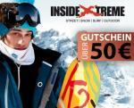 50 € Insidextreme.de-Gutschein für 20 € (MBW 60 €)