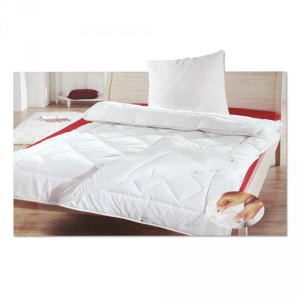 Ebay: 4-Jahreszeiten Steppbettenset Kissen und 4-Jahreszeitenbett Mikrofaser Bett für 29,99€
