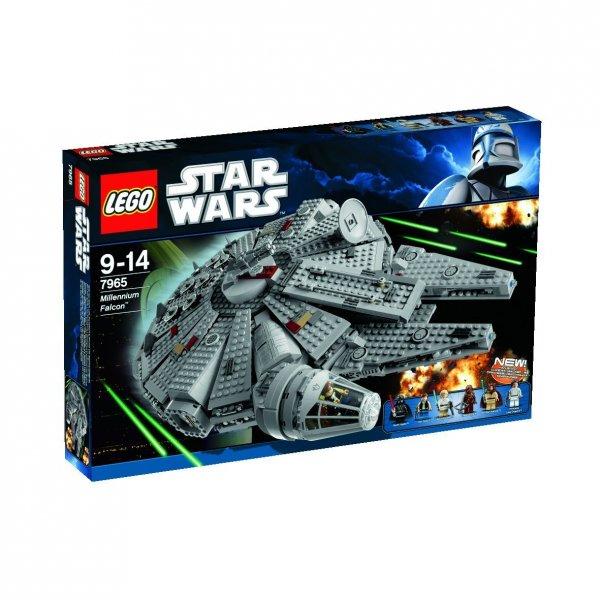 [Lokal Real Donaueschingen] Lego Star Wars und Technic reduziert, Millennium Falcon für 79€
