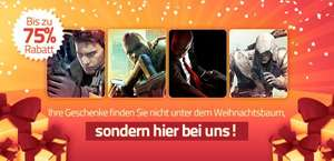 Wochenendangebote bei Gamesplanet - z.B. Metro: Last Light (10,18 €) Resident Evil Revelations (9,99 €) Saints Row IV (19,98 €)