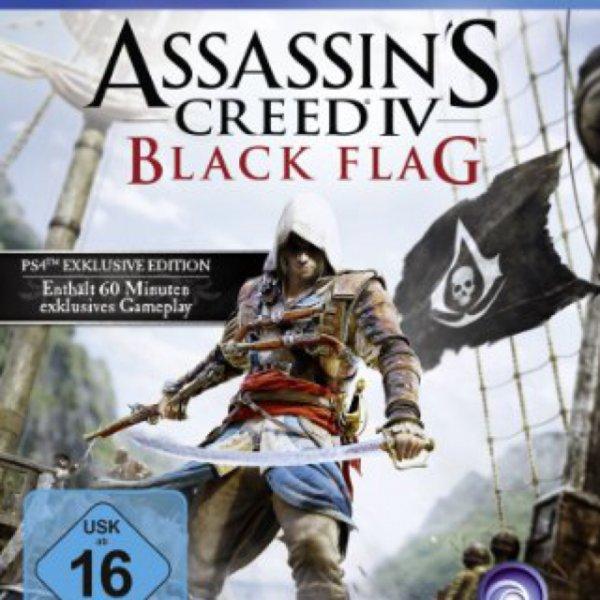 [Offline] Assassin's Creed IV PS4 @ Saturn Köln Weiden