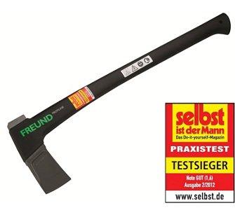 Kaufland (z.B. Hannover): Freund Profiline Spaltaxt 916 (1900 g) oder 926 (2500 g) für 11,99 Euro bzw. 14,97 Euro