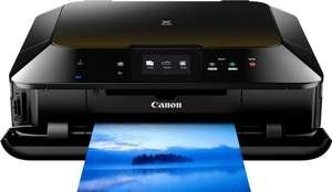 Canon PIXMA MG6350 für 105€ @Amazon.fr - kompakter All-in-One Tintenstrahldrucker