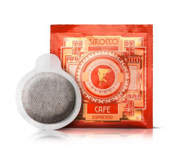 Sirocco Kaffee Pad gratis