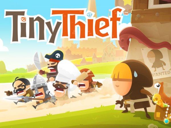 [iOS] Tiny Thief