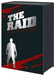 BluRay: The Raid – Ultimate Edition für nur 27,77€ inkl. VSK @best-trade.de