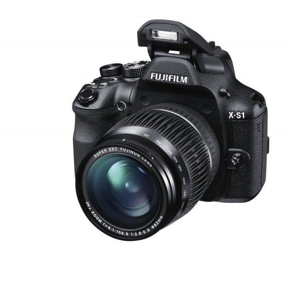Fujifilm X-S1 Bridge-Kamera für 301,40 € @Amazon.es