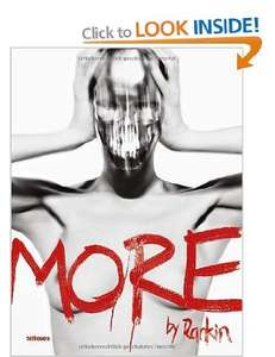 "Bildband ""More"" by Rankin"