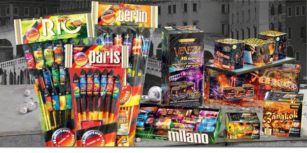 Kann man nicht früh genug wissen...Feuerwerk bei Aldi-Sued ab 28.12.von 1,99 € - 29,99