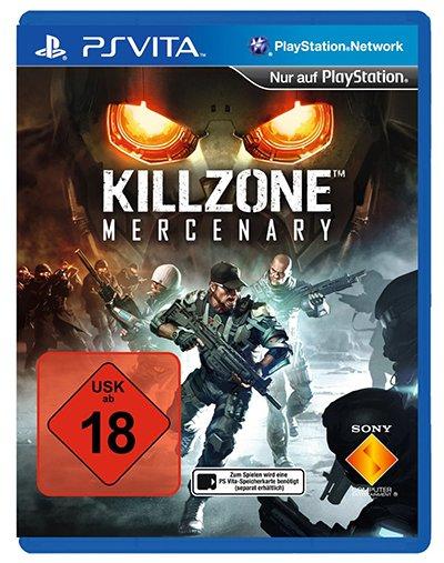 Killzone Mercenary (PS VITA) und GTV V (PS3) für 39.99€ @Playstation Store