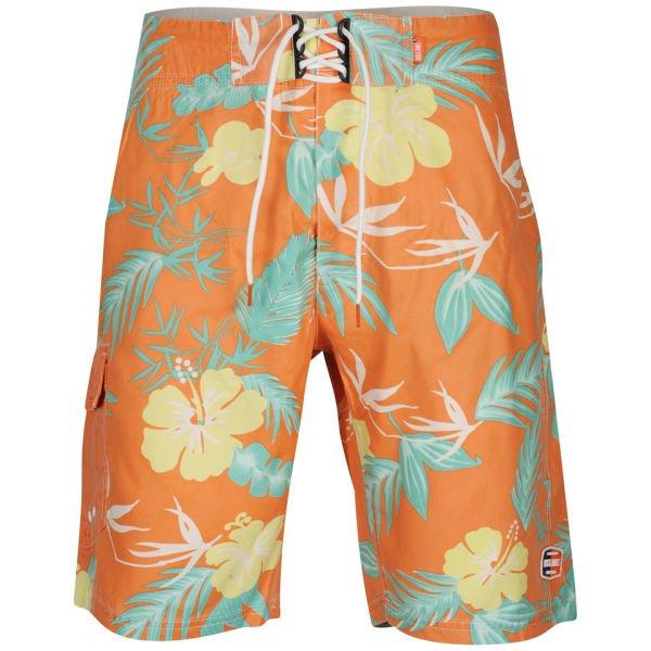 Jack & Jones Shorts, Herren, grün, orange, L, XL [zavvi] 5,64€ inkl Versand