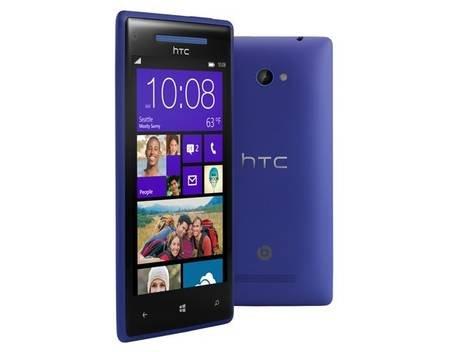 HTC Windows Phone 8X (alle Farben) für je 173,69€
