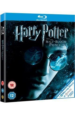 Harry Potter und der Halbblut-Prinz - Combo Pack (mit Bonus DVD und Digital Copy) [Blu-ray] für 4,42€ @ play.com