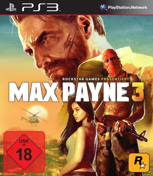 [Für Coupies-Nutzer] Max Payne für PS3 für effektiv 5€ inkl. Versand @ Media Markt online
