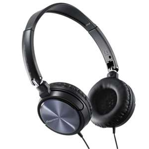 "Pioneer™ - Bügelkopfhörer ""SE-MJ521"" (Black) für €16,12 [@TheHut.com]"