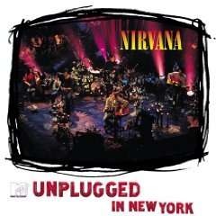 Nirvana - MTV Unplugged in New York als MP3-Album bei Amazon