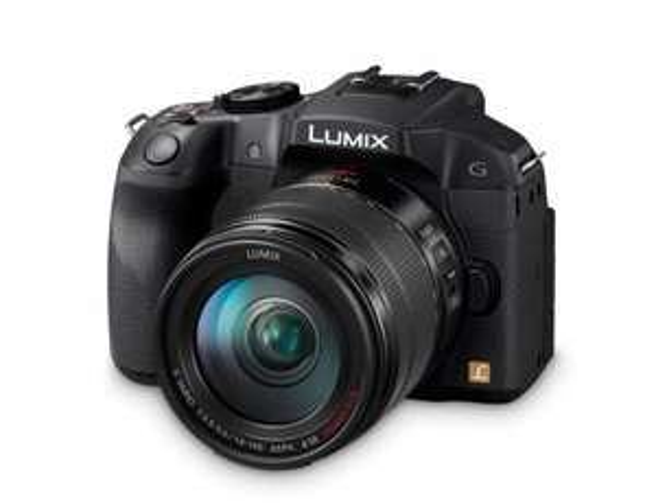 Panasonic Lumix DMC-G6HEB-K mit 14-140mm Objektiv für 656€