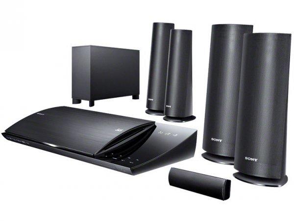 Sony BDV-N590 5.1 3D BluRay Anlage im Sony Outlet Store (Ersparnis zu Idealo 51,44 €)