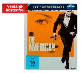 The American Steelbook [Blu-Ray] für 5€ @MM