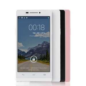 HTM A6 MTK6572 Dual-Core 1.3GHz Android 4.2 4.5 Zoll HD FWVGA Display