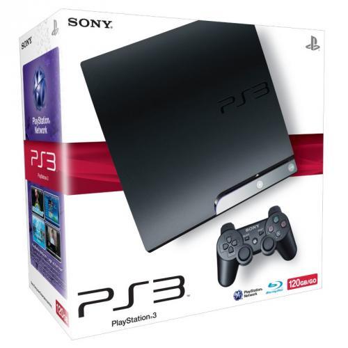 PS 3 slim 120 GB für 209,99 nur 2 Stück