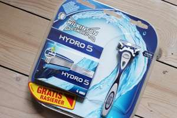 [Netto_Offline] Ab heute: Hydro 5 Rasierer mit 5 Klingen für 7,95 €