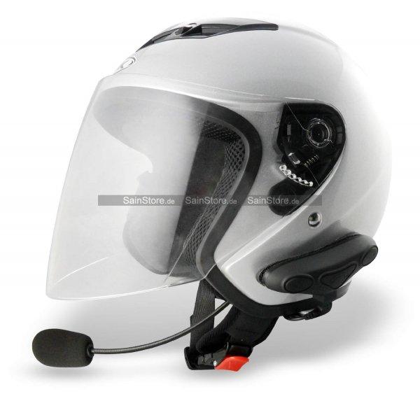 Avantree Helmsprechanlage Bluetooth Freisprecheinrichtung für Motorräder