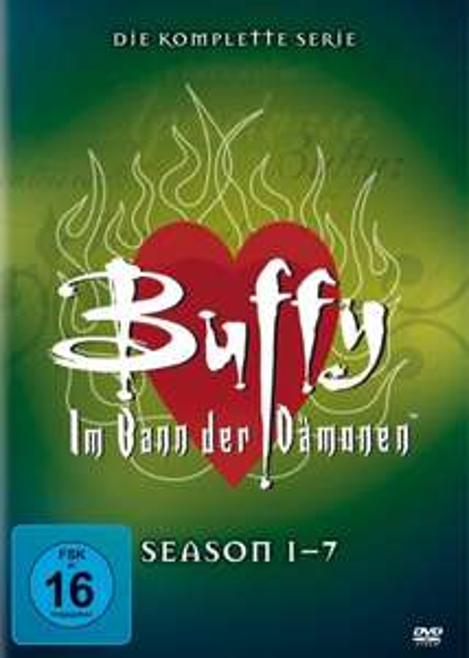 Buffy - Im Bann der Dämonen: Season 1-7 [39 DVDs] @ amazon.de