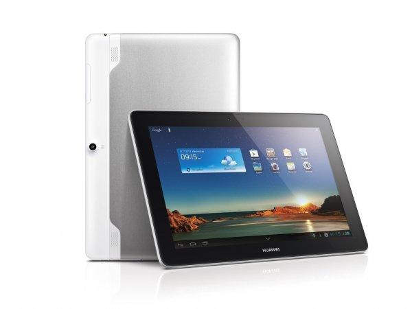 Huawei Android MediaPad 10 Link in Silber-Weiß für 209,90  @ Groupon VSK frei