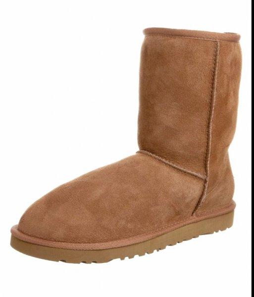 UGG Boots hellbraun Stiefelette