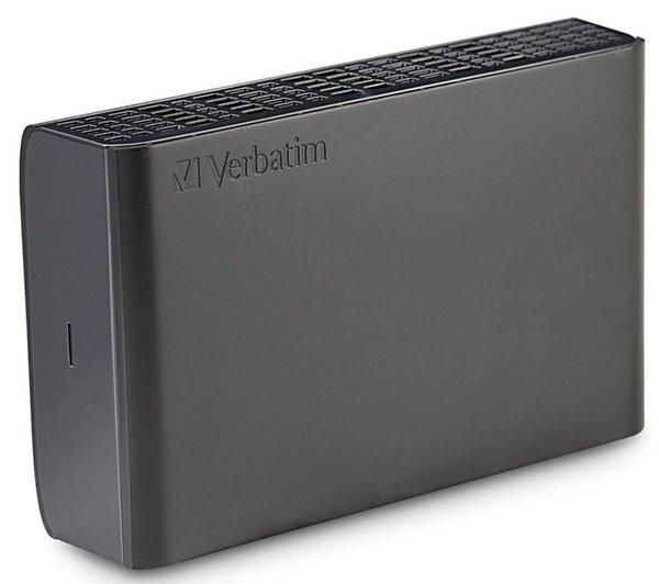 VERBATIM Externe Festplatte Store 'n' Save - 4 TB - schwarz USB 3.0