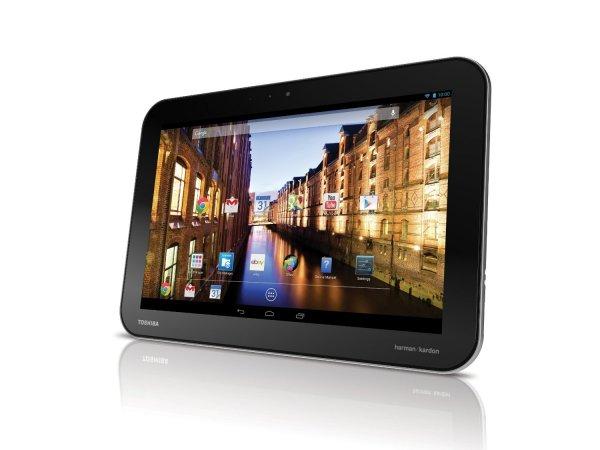 Toshiba eXcite Pro 10.1 16GB WiFi Quad-Core Tablet für 279€ @Amazon.co.uk