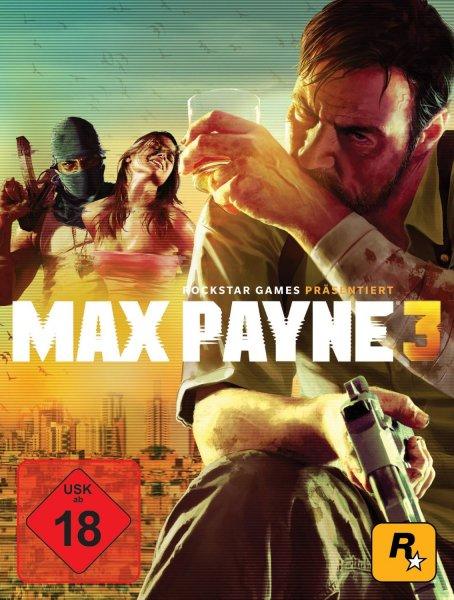 [STEAM] Max Payne 3 für PC (uncut) [PEGI] gratis durch Coupies App