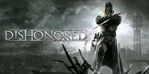 Dishonored PC im Game.co.uk Adventskalender für rund 4,50€