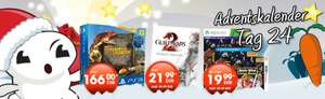 Gamestop online / offline 24. Tag: PS3 12GB + Wonderbook Dinosaurier, Guild Wars 2 - Heroric Edition (PC), Angry Birds Star Wars (PS 3, Xbox 360 & 3DS)